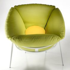 Bloom Chair Lime now featured on Fab.
