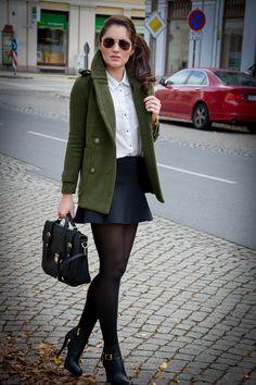 http://fashionbymonika.blogspot.com/2013/10/military-coat.html