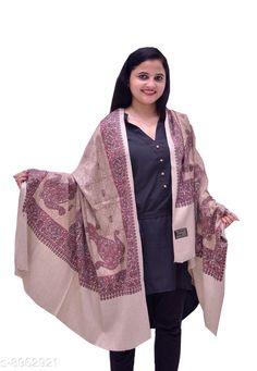 Shawls NO.825 (PRINT) Fabric: Wool Pattern: Printed Multipack: 1 Sizes:  Free Size (Length Size: 2 m)  Country of Origin: India Sizes Available: Free Size   Catalog Rating: ★4.2 (470)  Catalog Name: Ravishing Attractive Women Shawls CatalogID_1543581 C74-SC1011 Code: 224-8962921-946