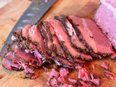 Food Wishes Video Recipes: How to Turn Corned Beef into Pastrami – Abra-ca-deli!