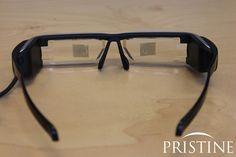 Epson Moverio Smart Glasses,  Rear View