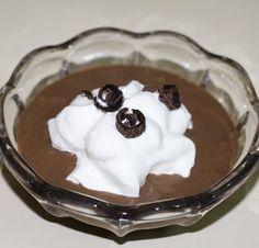 Chocolate Pudding Recipe for the Vita-Mix