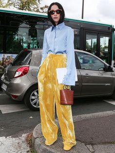 ブーム到来! ファッショニスタが魅せる、最旬ベロア着こなし術   FASHION   ファッション   VOGUE GIRL