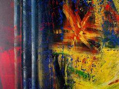 """Victoria II"""" by Gerhard Richter, print 1987"""
