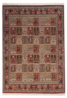 MOUD Orientteppich nomadisch traditionell  Teppich 235 x 165 cm Carpet Rugs