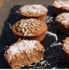 Healthy Deserts, Healthy Cake, Vegan Snacks, Healthy Treats, Cupcakes, Cupcake Cakes, Healthy Recipe Books, Confort Food, Good Food