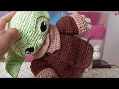 Crochet Stars, Crochet Baby, Free Crochet, Knit Crochet, Crochet Animal Amigurumi, Amigurumi Doll, Amigurumi For Beginners, Baby Yoga, Crochet Amigurumi Free Patterns