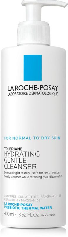 La Roche Posay Toleriane Hydrating Gentle Face Cleanser Ulta Beauty Gentle Face Cleanser Face Wash Cleanser Face Cleanser
