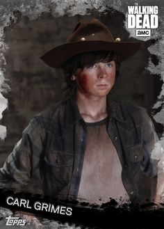 Walking Dead Pictures, Friday Humor, Funny Friday, Grumpy Cat Humor, Meme Comics, Carl Grimes, Fear The Walking Dead, Andrew Lincoln, Funny Memes