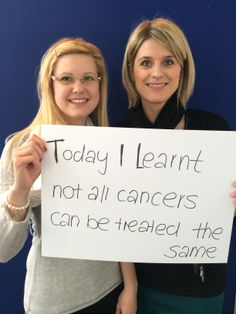 See what our employees learnt today for #WorldCancerDay as we helped spread the #truth and #DebunkCancerMyths