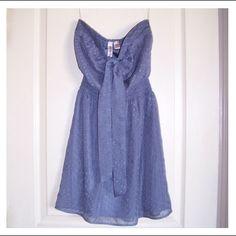 Womens Juniors Gray Eyeshadow Strapless Dress S