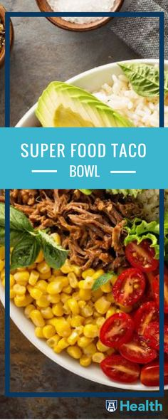 Bowl meals are rising in popularity—and for good reason. Try this bowl that incorporates everything we love about tacos with none of the guilt.