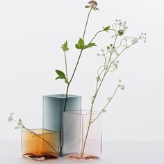 Bouroullec vases for @iittala