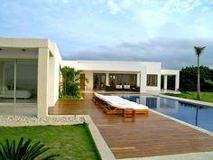 Resultado de imagen para casas de campo modernas