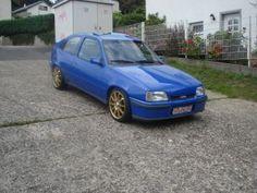 Opel Kadett E Original GSI 16 V 149tkm 128Kw Risse Tuning TOP