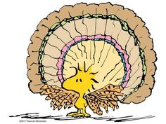 Woodstock -- Peanuts by Charles Schulz Peanuts Gang, Peanuts Cartoon, Charlie Brown And Snoopy, Peanuts Comics, Peanuts Thanksgiving, Thanksgiving Blessings, Happy Thanksgiving, Vintage Thanksgiving, Snoopy Und Woodstock