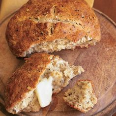 Brown Butter Soda Bread Recipe