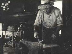 SamuelOutlaw's blacksmith shop in Onancock