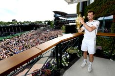7/10/16 The Championships, Wimbledon 2016 - Gentlemen's Winner Great Scot Andy Murray.