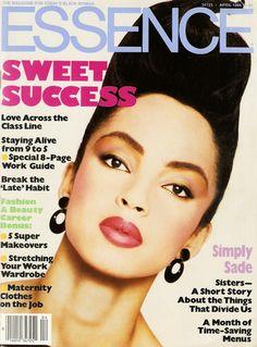 Sade - Essence Magazine 1986