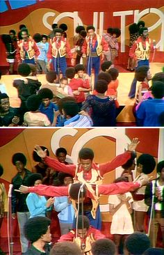 """The Persuaders perform """"Thin Line Between Love And Hate"""" on Soul Train, January 22, 1972"""