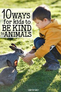 10 Ways For Kids to
