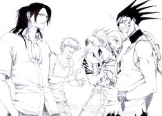 BLEACH - Who's your Daddy? by Washu-M.deviantart.com