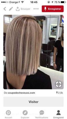 New hair balayage blonde fall 15 Ideas Medium Hair Styles, Short Hair Styles, Hair Color And Cut, Darker Hair Color Ideas, Beige Hair Color, Hair Colour, Pinterest Hair, Pinterest Makeup, Pinterest Fashion