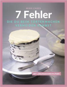 Die perfekte Drip Ganache - Minh Cakes Blog