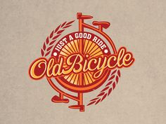 Top 9 at 99 August 2013: Old Bicycle logo design by Vixler