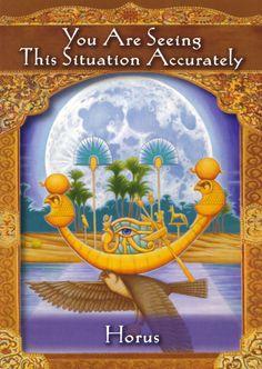 mensagem do dia 1-9-2015 - Está a Ver com Clareza ~ Horus