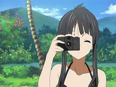 Lomo LC-A seen in Japanese anime series K-ON!