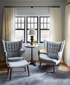 <p>A traditional lakeside retreat gets a sunny new attitude with splashes of wit and wow</p>