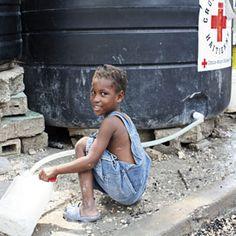 Haiti Earthquake - Red Cross, 2 years later