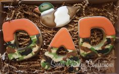 Father's Day Cookies https://www.facebook.com/sweetcharleyconfections