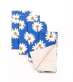 the Napkins www.Imaginegoods.com #survivormade #napkins #daisy