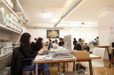 La Industrial. Coworking y Alquiler espacio eventos - La Industrial Espacio de coworking en Madrid - Malasaña