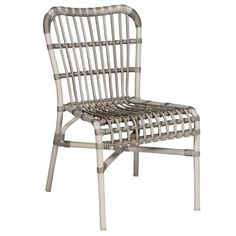 JANUS et Cie Lucy Stacking Side Chair