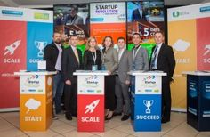 """Munster Express feature article on """"Fumbally supports Startups"""" - an event that took place in Waterford as part of the Startup Gathering. Feature Article, Startups, October, How To Plan"""