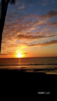 Maui Sunset.....