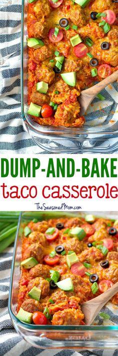 Dump-and-Bake Taco C