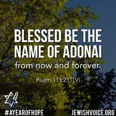 Sharing the Gospel of Yeshua (Jesus) to the Jew first and also to Gentiles. Learn about Messianic Judaism, Rabbi Jonathan Bernis, medical missions and more. Psalm 13, Messianic Judaism, Scripture Of The Day, Prayer Scriptures, Now And Forever, Good News, Prayers, Blessed, Bible