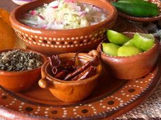 Posole is traditionally eaten on Noche Buena (Christmas Eve)  or New year's Eve in Mexico,  Learn the fascinating history of this dish, plus recipe at http://www.amazon.com/Celebraciones-Mexicanas-Traditions-AltaMira-Gastronomy/dp/0759122814