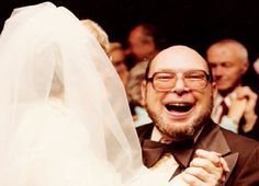 Danny and Annie Perasa on their wedding day on April 22, 1978. Beautiful real life love story.
