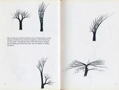 Christina Song Illustrations: drawing a tree by Bruno Munari