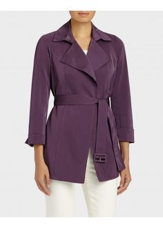 Couture Cloth Hadley Trench