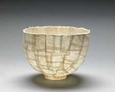 Kay Sekimachi  -  Paper Bowl, 1987