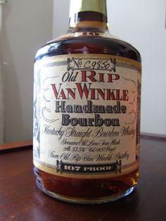 Old Rip Van Winkle Handmade Bourbon