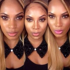 Contouring by msroshposh