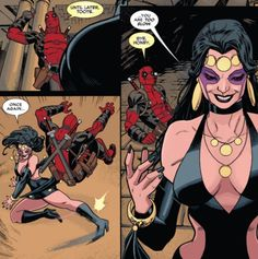 Deadpool V4 #27 - The Wedding of Deadpool
